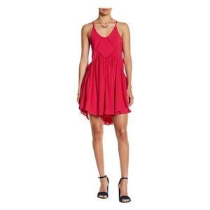 Apricot Romeo & Juliet Dress